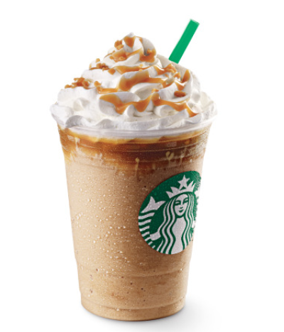 Frappuccino PNG.