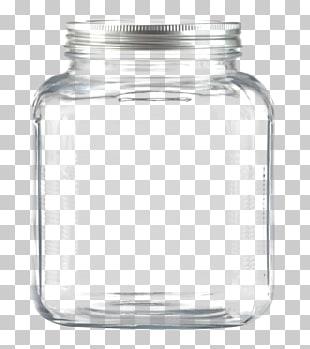 Frasco frasco de vidrio, vidrio PNG Clipart.