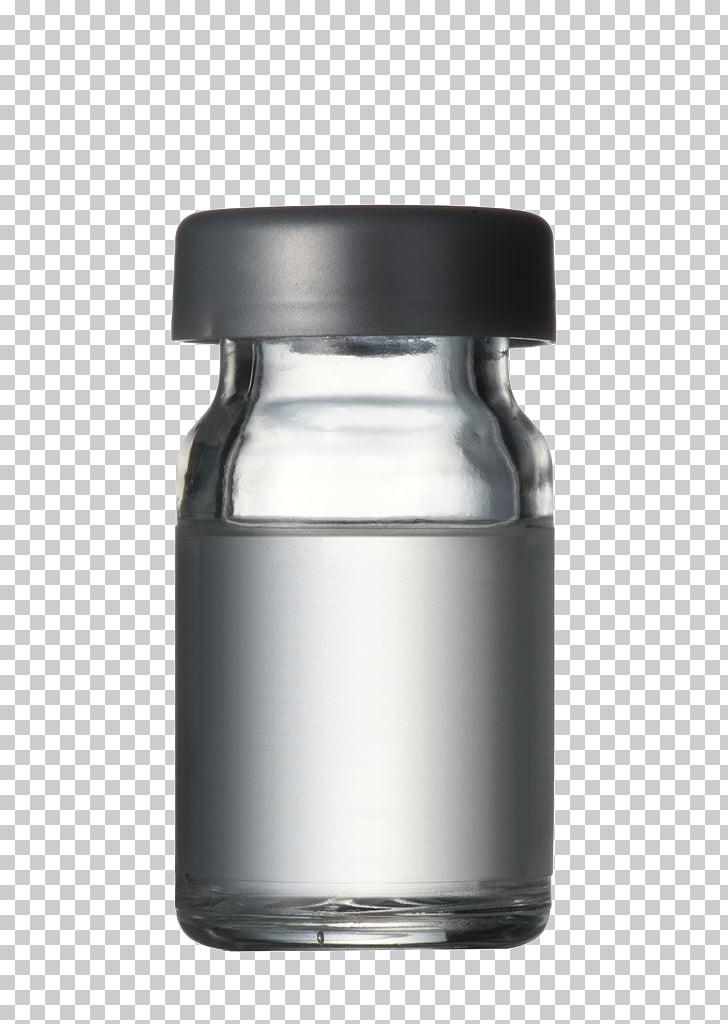 Frasco de vidrio, frasco de vidrio PNG Clipart.