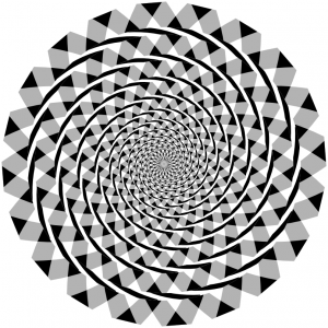 Fraser Spiral Illusion Clip Art Download.