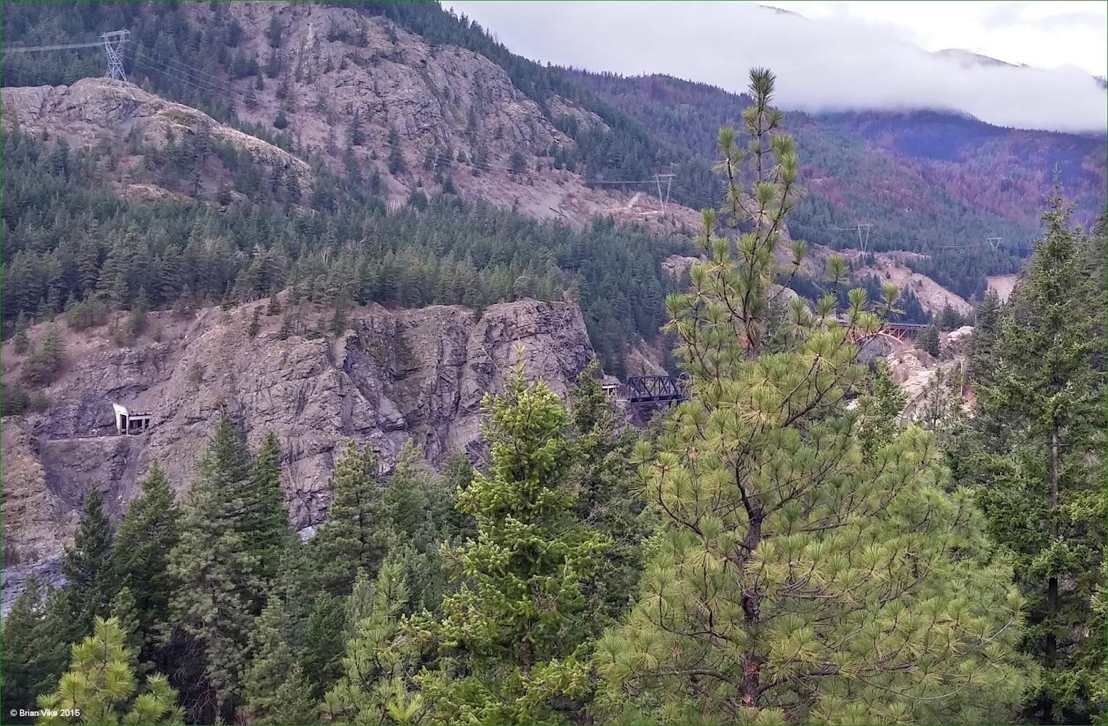 Northern Interior British Columbia: Fraser Canyon British Columbia.