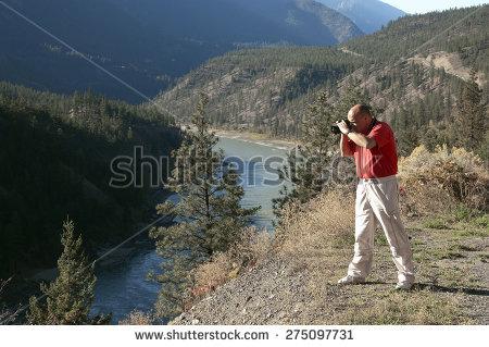 Fraser Canyon Stock Photos, Royalty.
