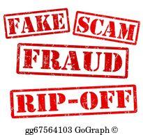 Fraud Clip Art.