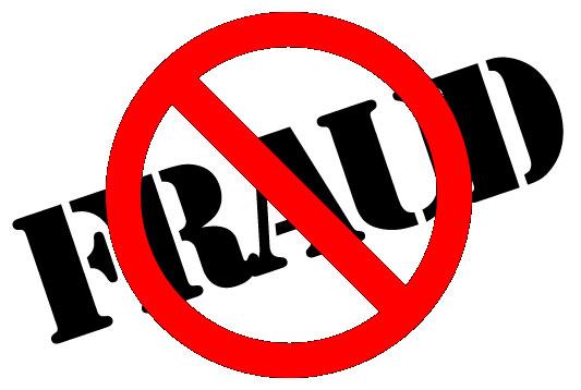 Fraud Clipart.