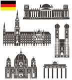 Frauenkirche Stock Illustrations.