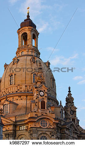 Picture of Frauenkirche,Dresden,Germany k9887297.