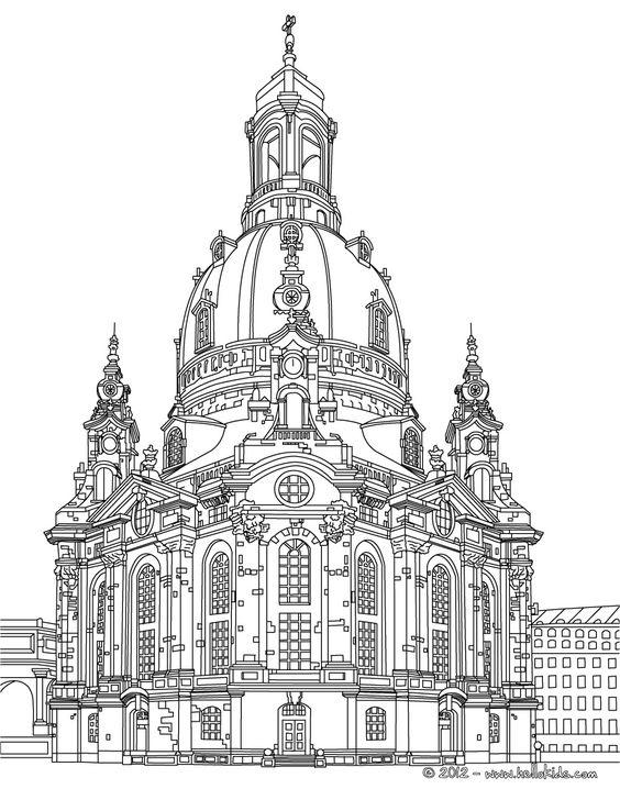 Dresden Clipart.