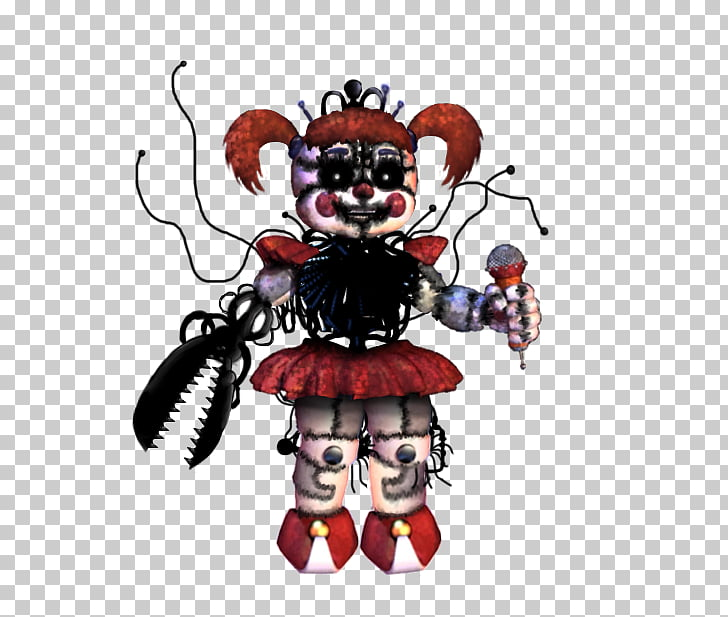 Five Nights at Freddy\'s: Sister Location Freak show Circus.