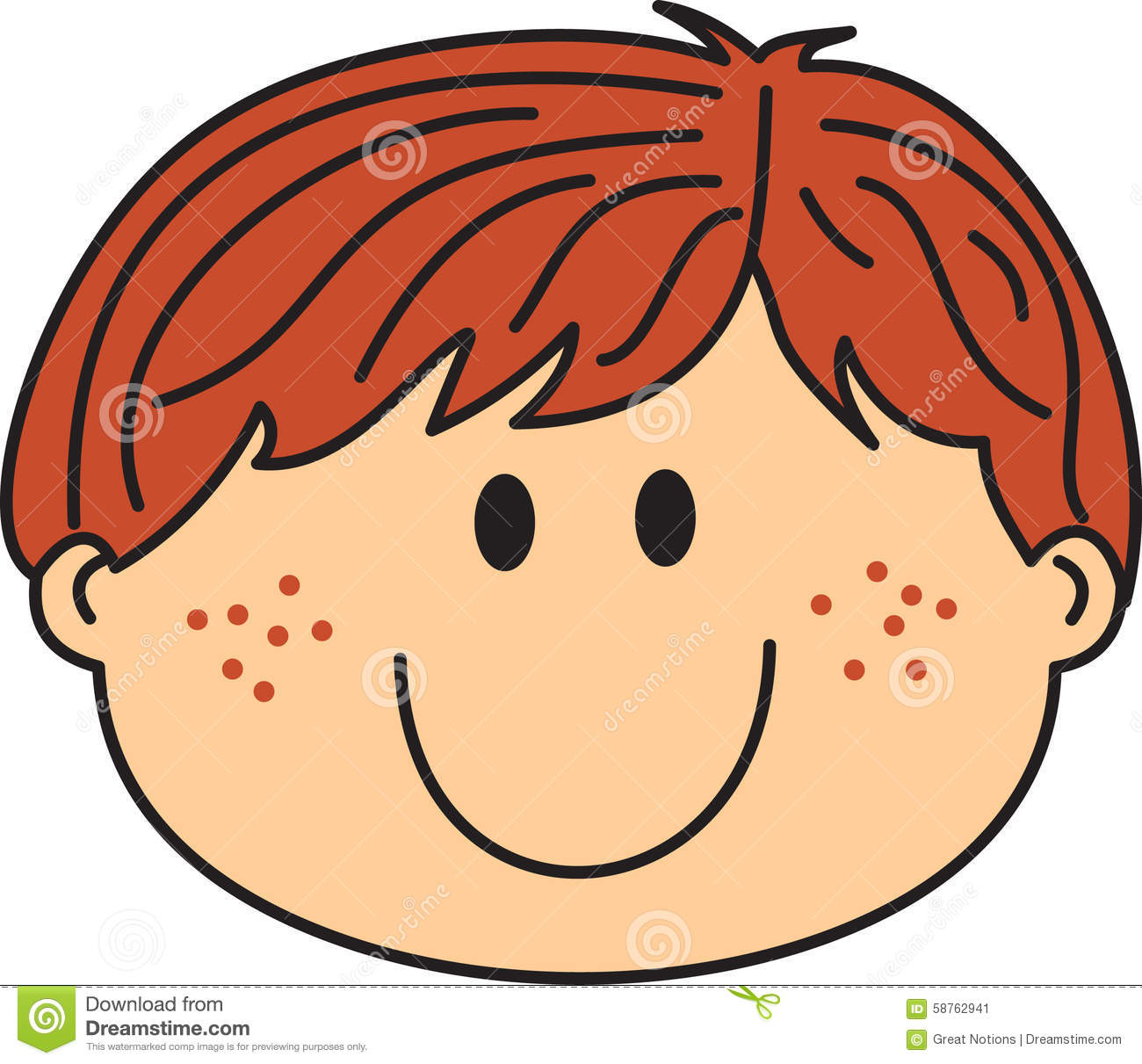 Freckled Clipart Clipground
