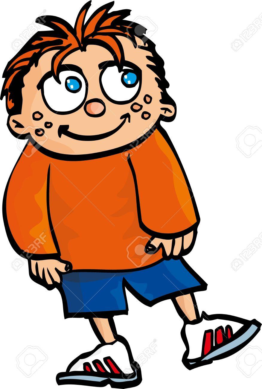 Showing post & media for Freckled boy cartoon.