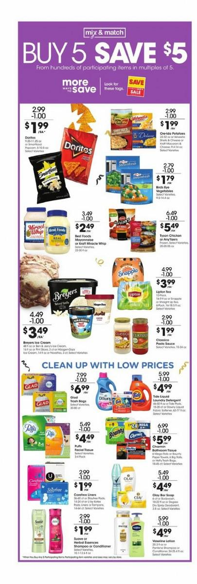 Fred Meyer Weekly Ad December 26 to January 1, 2020.