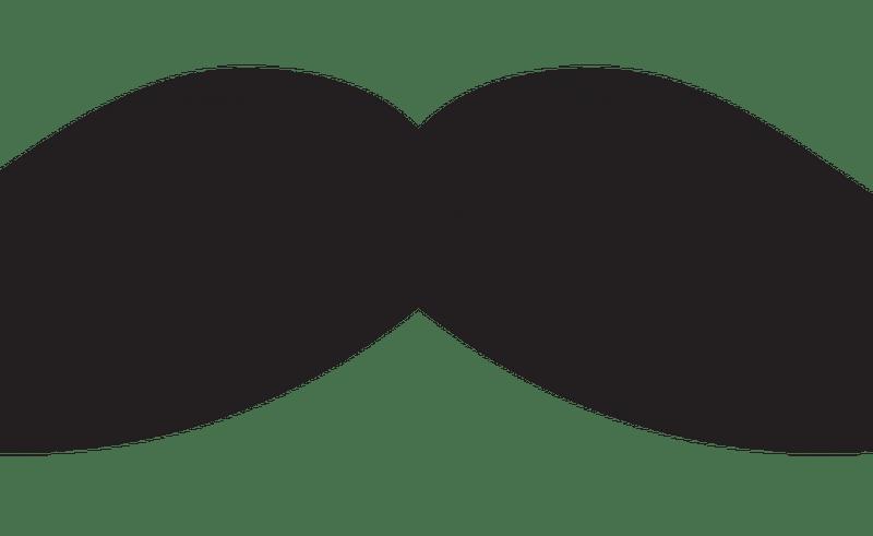 Moustache clipart mooch, Moustache mooch Transparent FREE.