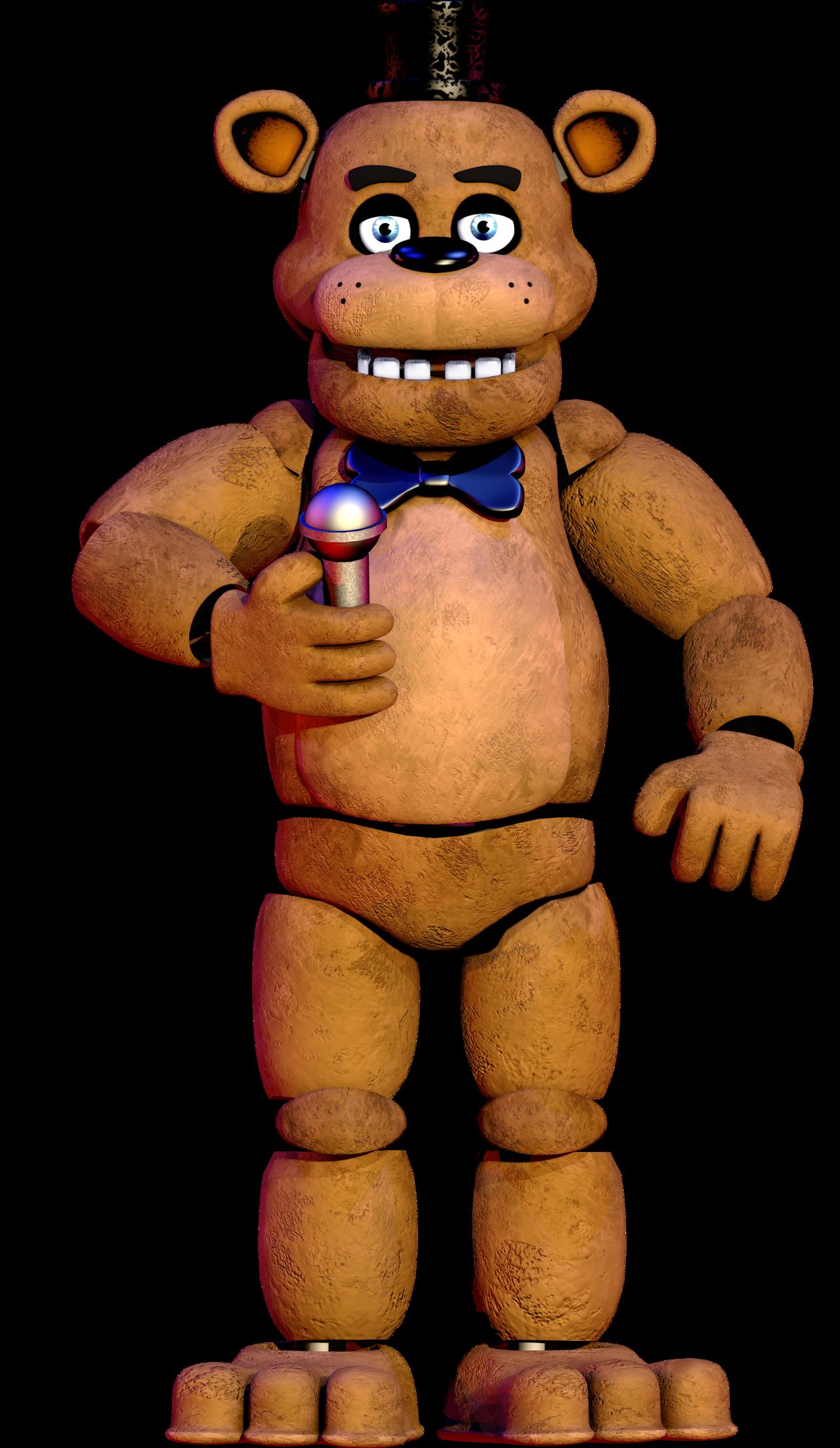 Freddy Fazbear.