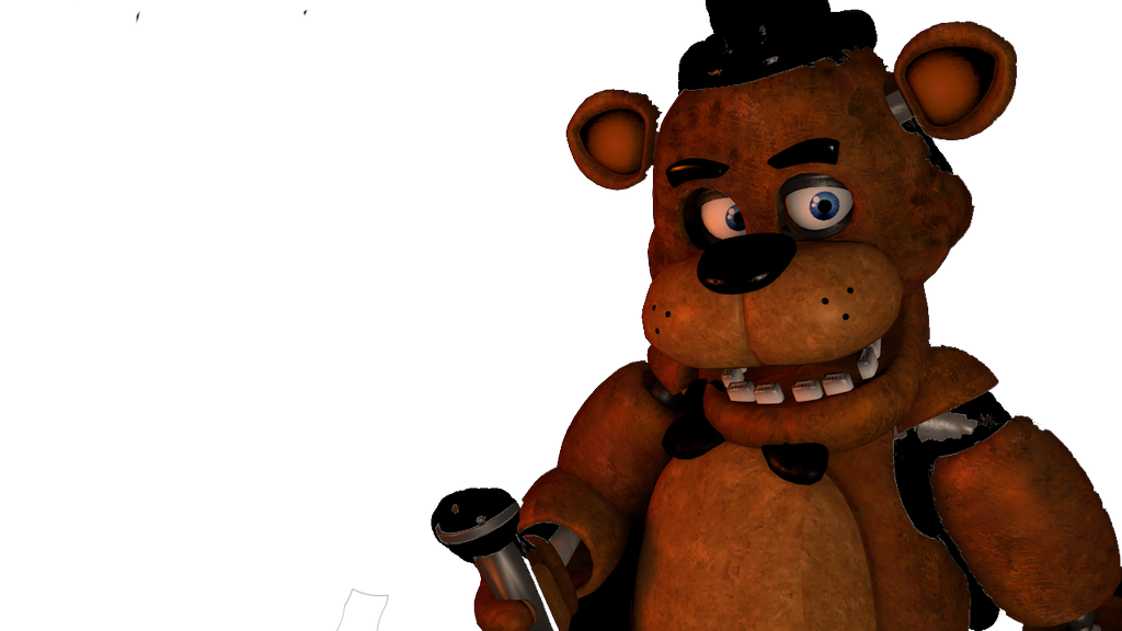 Download Free png C4D] Freddy fazbear PNG by 666TheFoxGamer666 on.