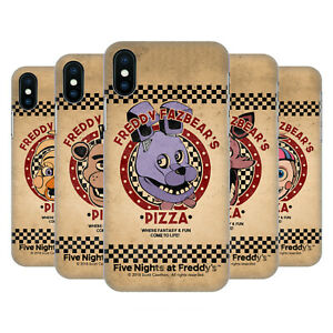Details about FIVE NIGHTS AT FREDDY\'S FREDDY FAZBEAR\'S PIZZA BACK CASE FOR  APPLE iPHONE PHONES.