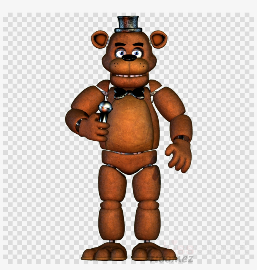 Download Thank You Freddy Clipart Freddy Fazbear\'s.