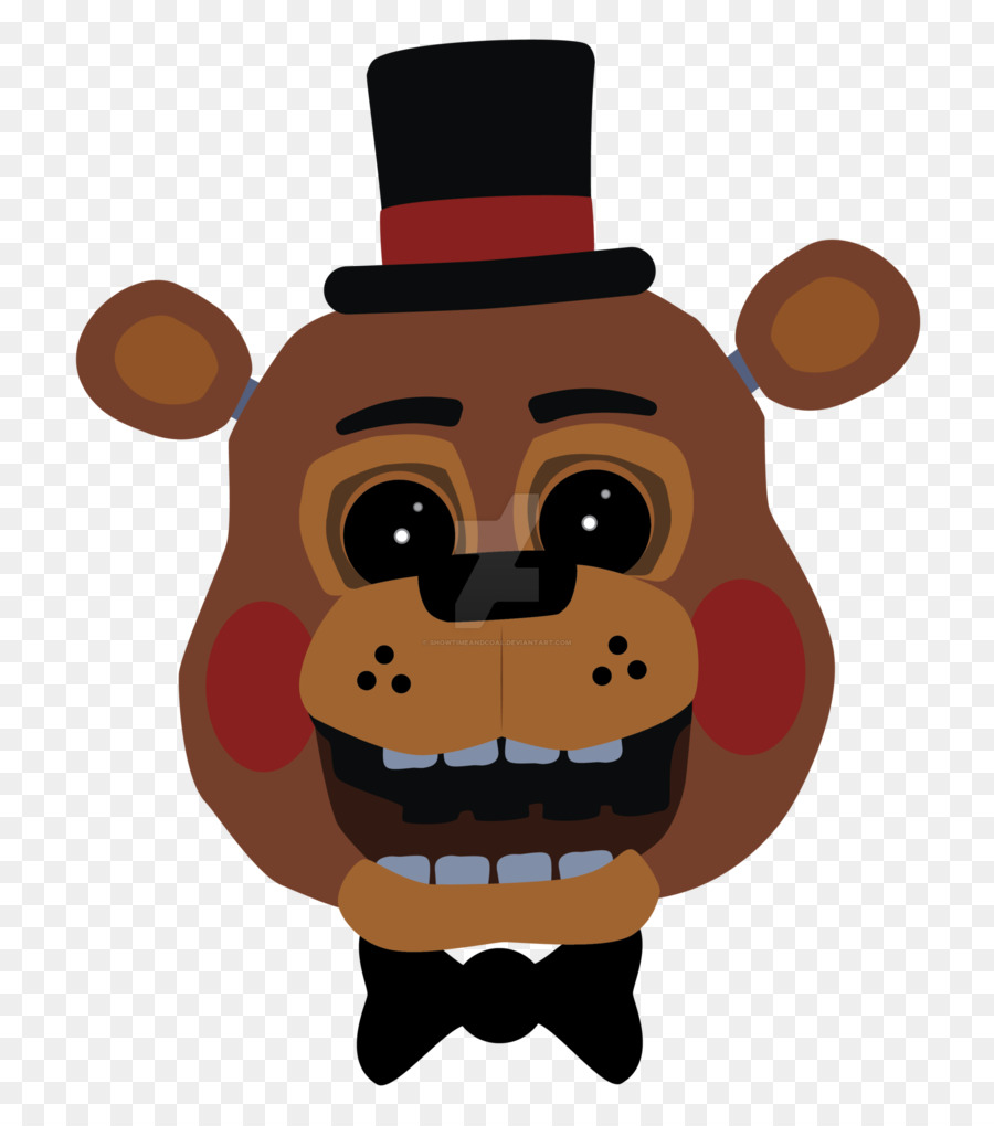 toy freddy head drawing clipart Five Nights at Freddy\'s 2.