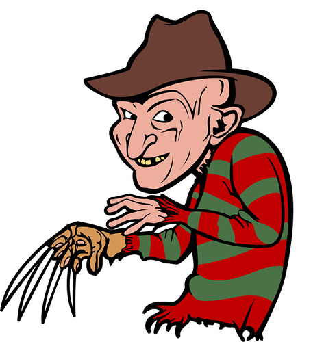 Free Freddy Krueger Cliparts, Download Free Clip Art, Free Clip Art.