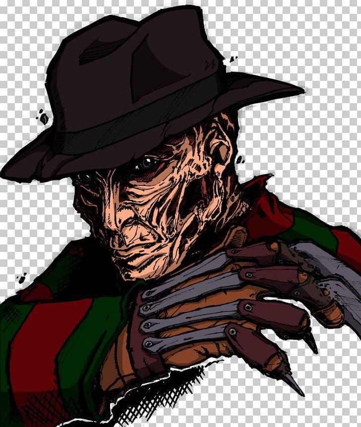 Freddy Krueger Jason Voorhees Drawing A Nightmare On Elm Street PNG.