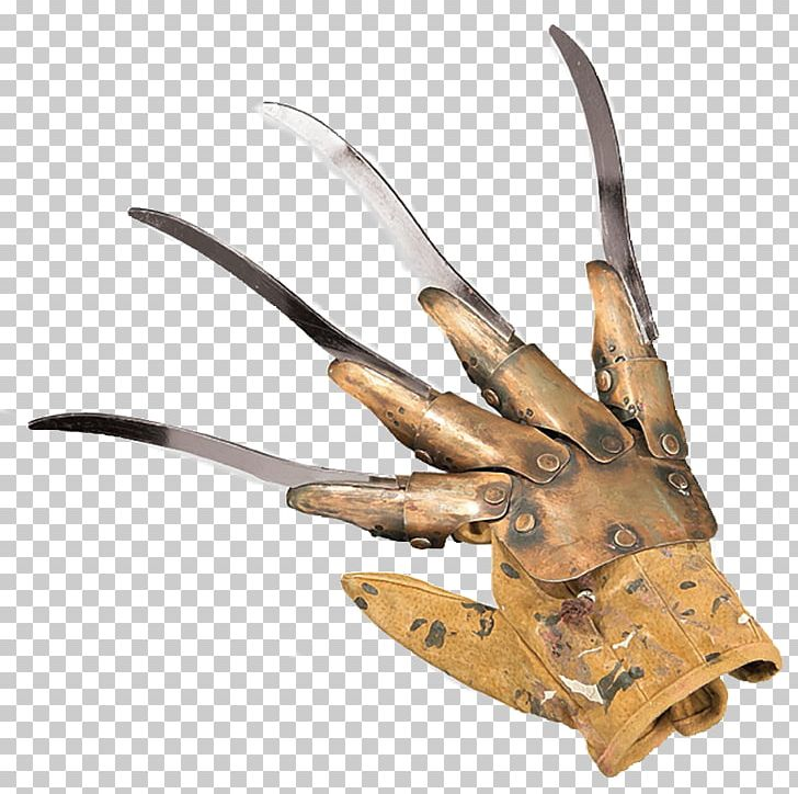 Freddy Krueger Glove Costume A Nightmare On Elm Street PNG.