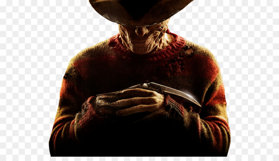 Freddy Krueger png download.