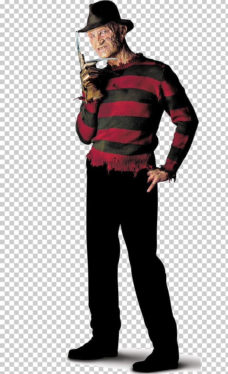 Robert Englund Freddy Krueger A Nightmare On Elm Street Horror PNG.