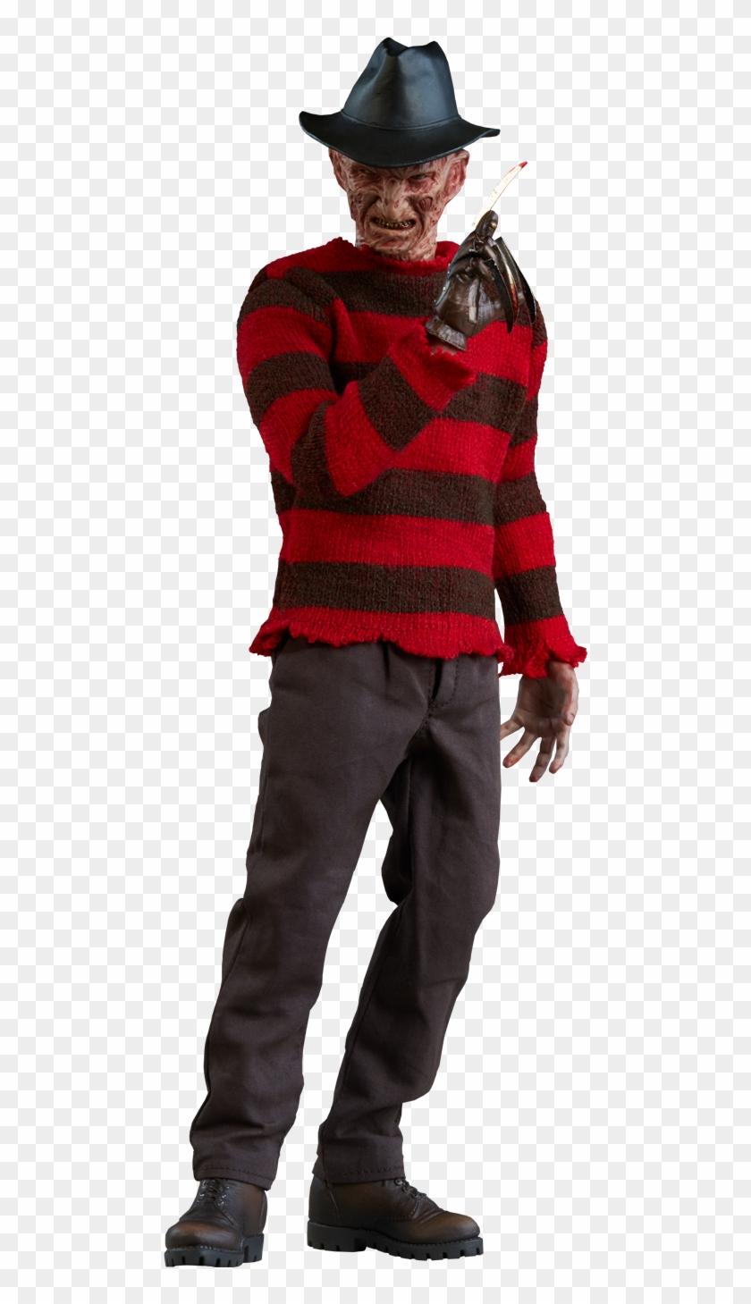 Freddy Krueger Sixth Scale Figure.