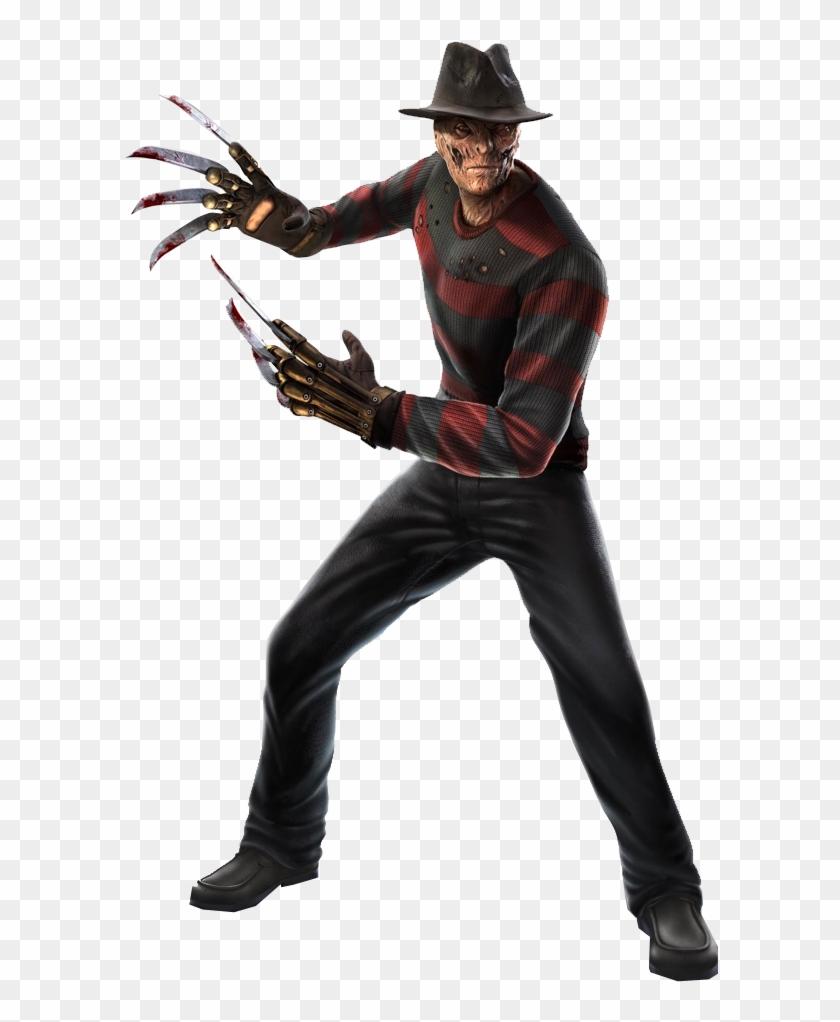 Freddy Krueger Cgi.