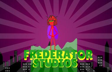 Frederator Logo History.