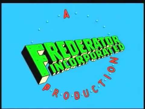 Frederator Incorporated Logo.