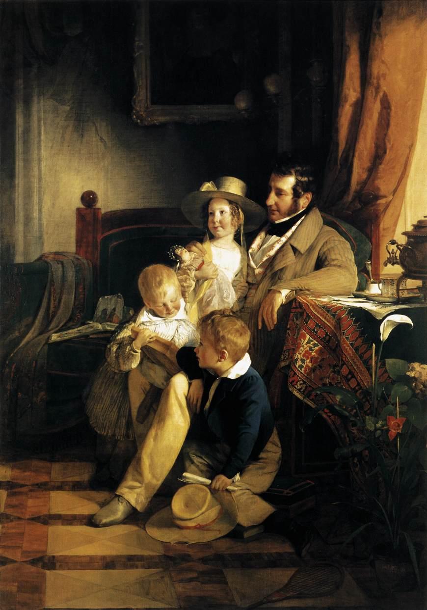 Friedrich von Amerling (1803.