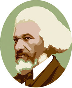 Frederick douglass clipart 2 » Clipart Station.