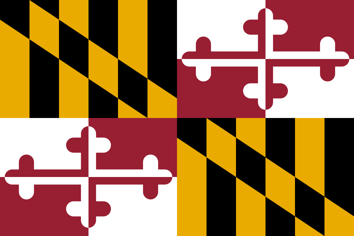 List of people from Maryland.