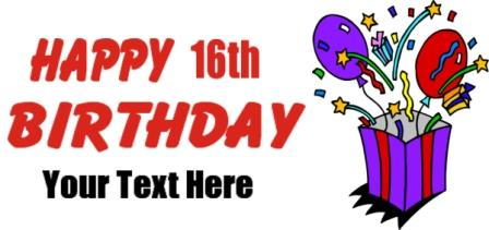 Free 16 Birthday Cliparts, Download Free Clip Art, Free Clip Art on.