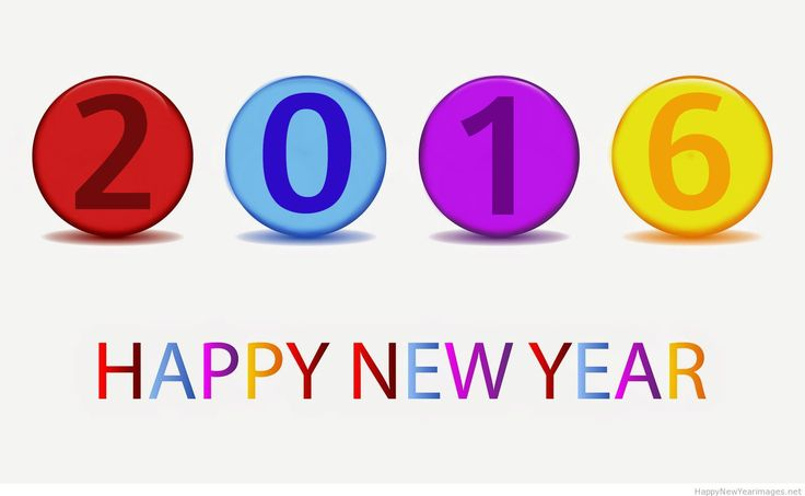 We always want to wish a Safe and Happy New Year to all out.