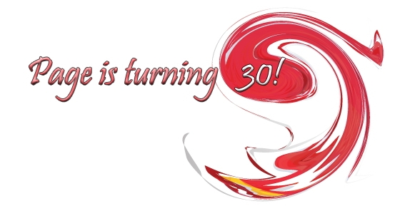 Adults 30th Birthday Invitation Clip Art 3.