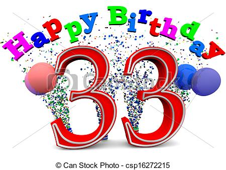 46+ 30th Birthday Clip Art.