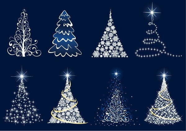 Free christmas tree clip art vector images free vector download.