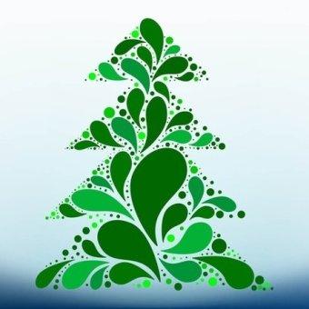 Christmas Tree Vector Art Free. best free christmas tree vector.