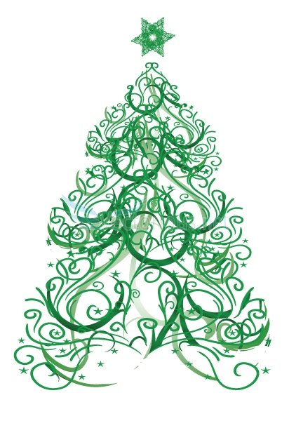 free abstract tree clipart - Clipground