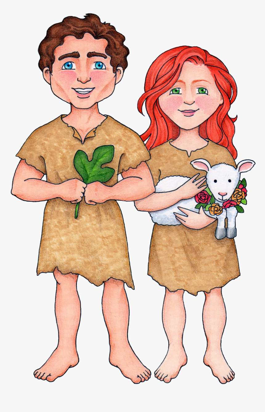Adam And Eve Clip Art, HD Png Download.