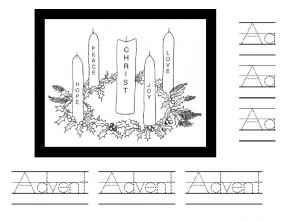 Free Advent Clipart Episcopal.