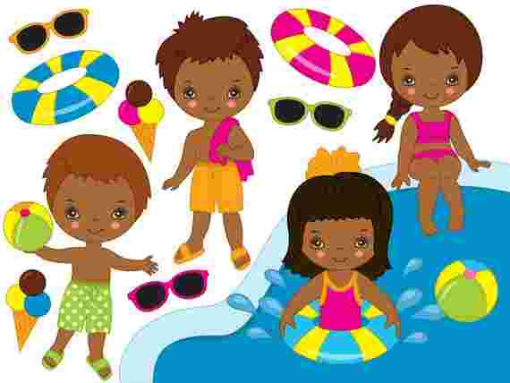 Best Cliparts: Clipart African American Children Free.