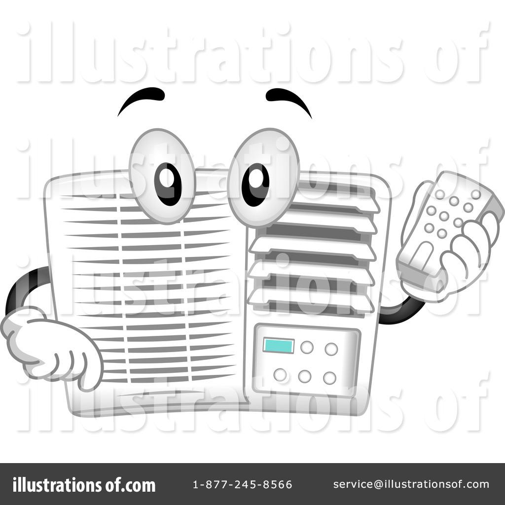 Air Conditioner Clipart #1108976.