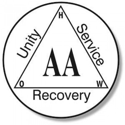 Alcoholics Anonymous Logo Clip Art (14+).