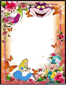 Alice In Wonderland Free Clipart.