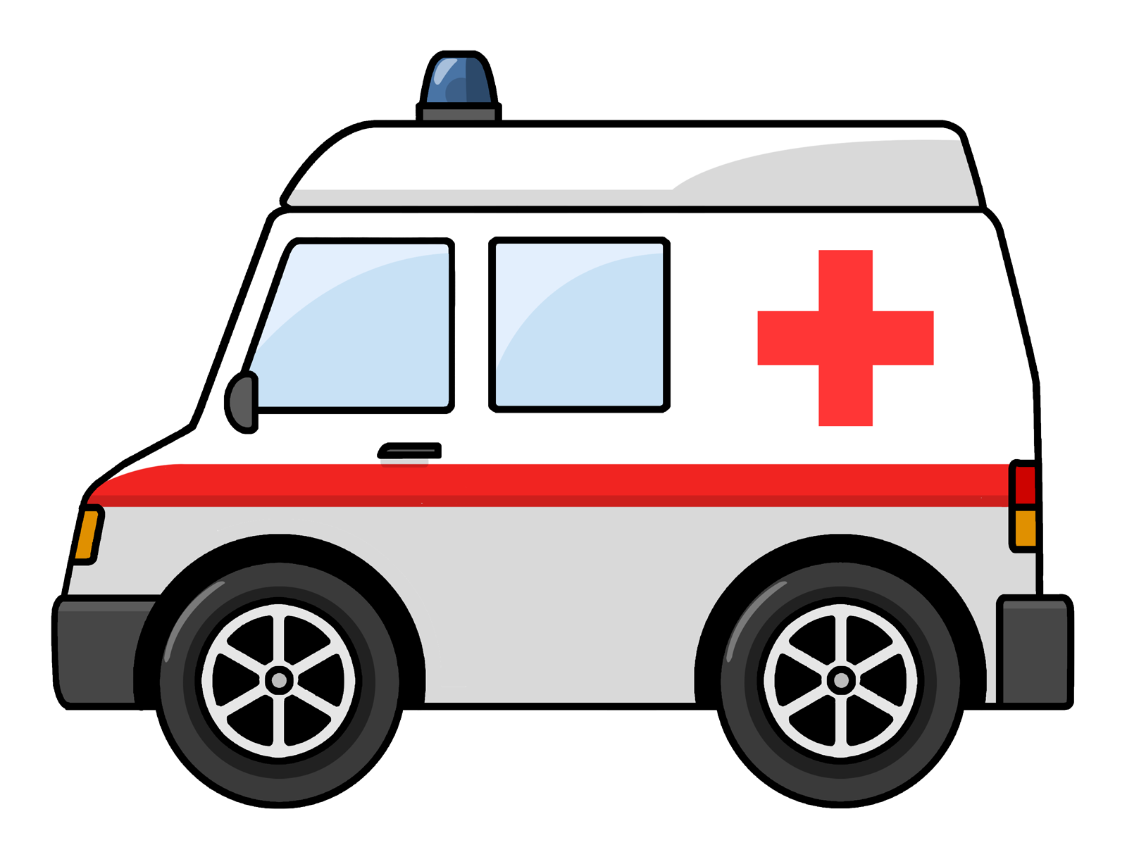 Collection of free Ambulance drawing easy. Download on.