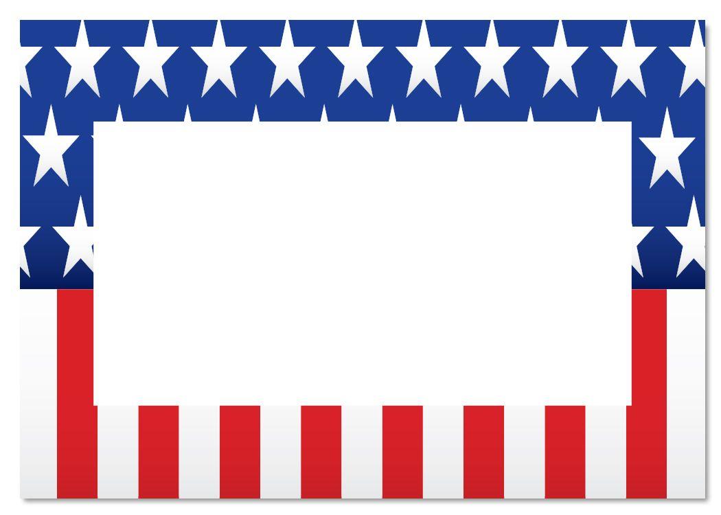 Free american flag clip art border american flag border clip.