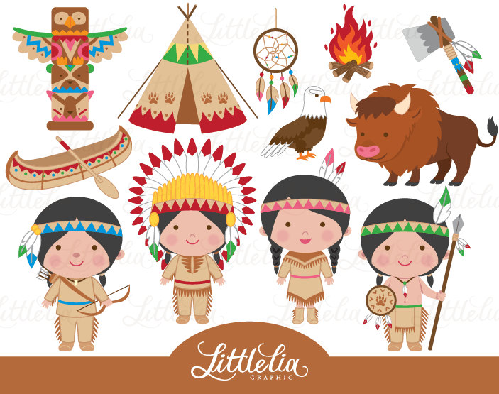 Indian Clipart Free.