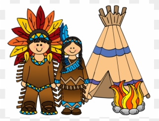Free PNG American Indian Clip Art Download.